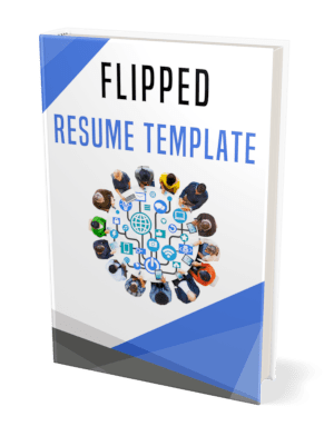WSO GB Jul 2019 – Flipped Resume Blueprint 3D BOOK 2 300px min